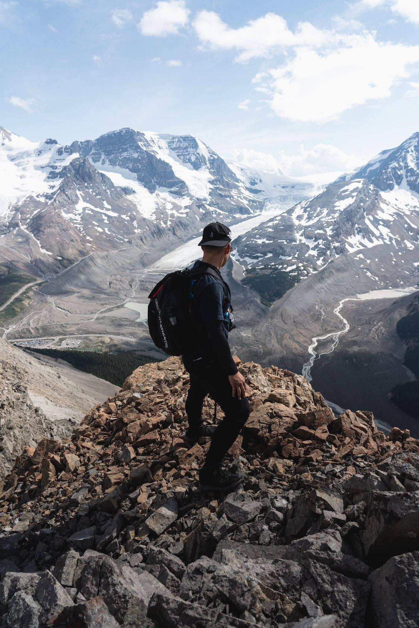 Wilcox Peak Hike Alberta T0E, Canada